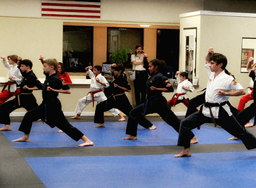 Freestyle Martial Arts