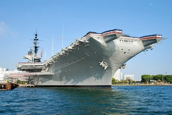 Midway Aircraft Carrier Museum